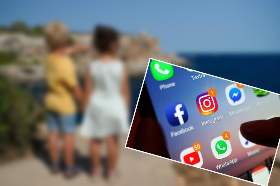 Pädosexuelle klauen Hunderttausende private Kinderfotos von Facebook und Instagram