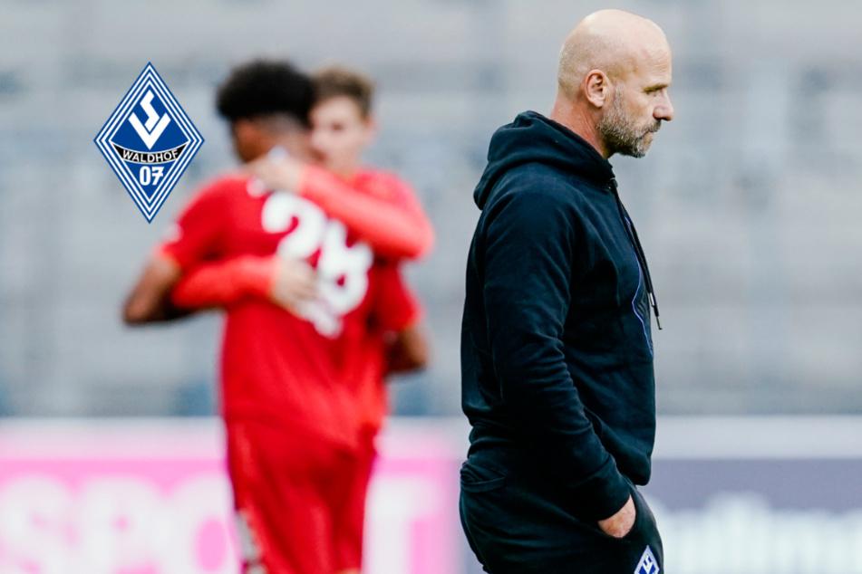 Waldhof Mannheim hakt Aufstieg ab: Trainer Trares rechnet mit Strafe durch den DFB