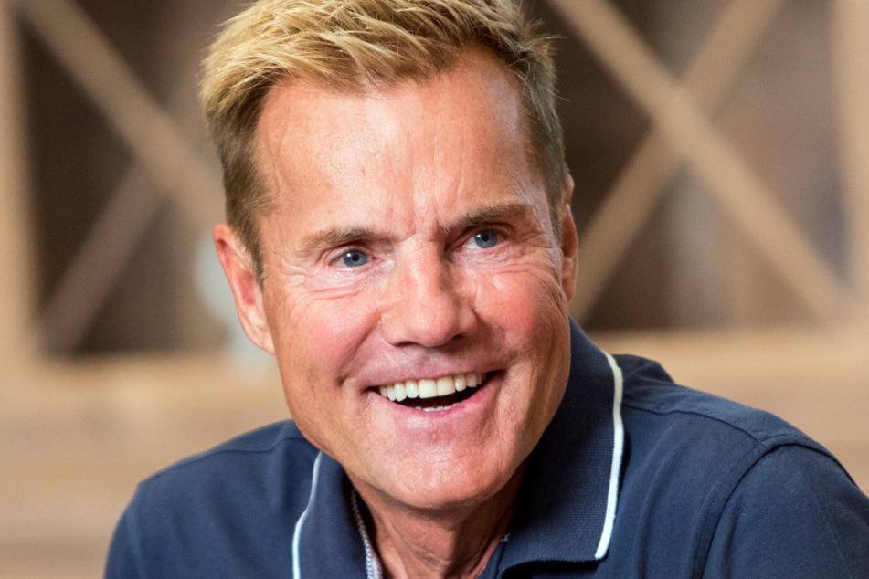 Dieter Bohlen (66) gibt sich belustigt über den Wendler-Fail.