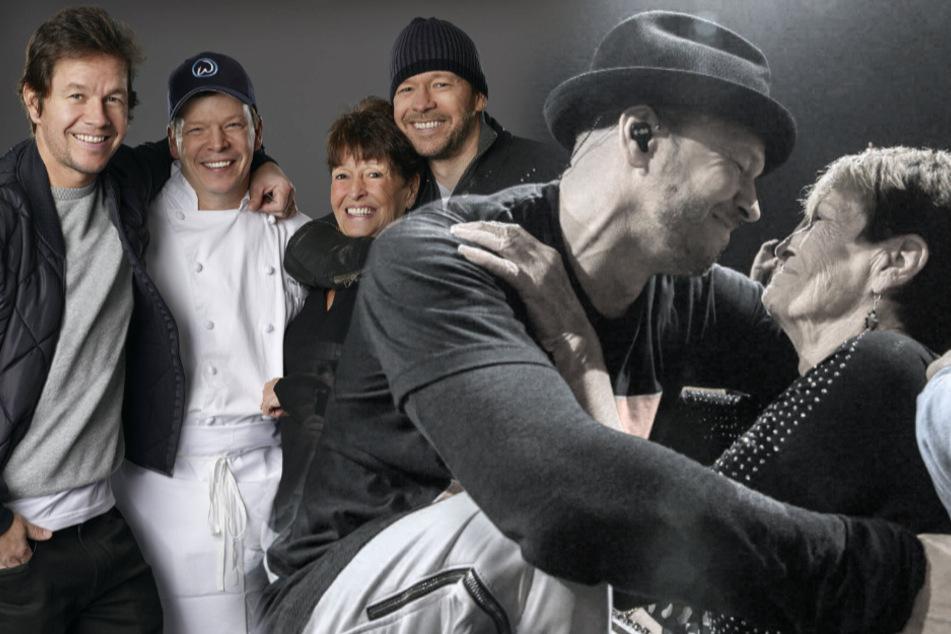 Trauer in Hollywood: Donnie und Mark Wahlberg verlieren ihre Mutter!