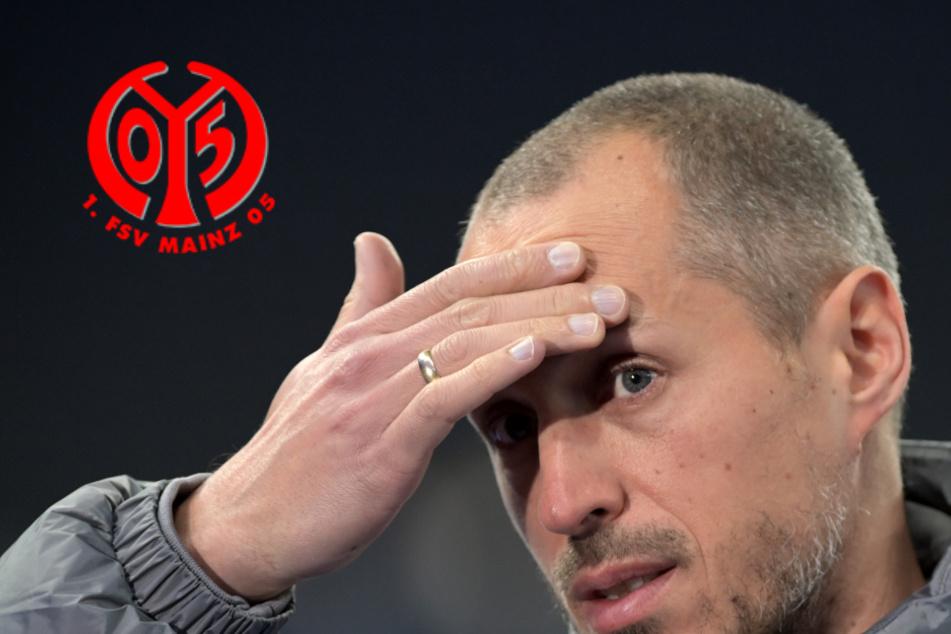 Das Aus für Trainer Jan-Moritz Lichte: Bei Mainz 05 dreht sich das Personalkarussell