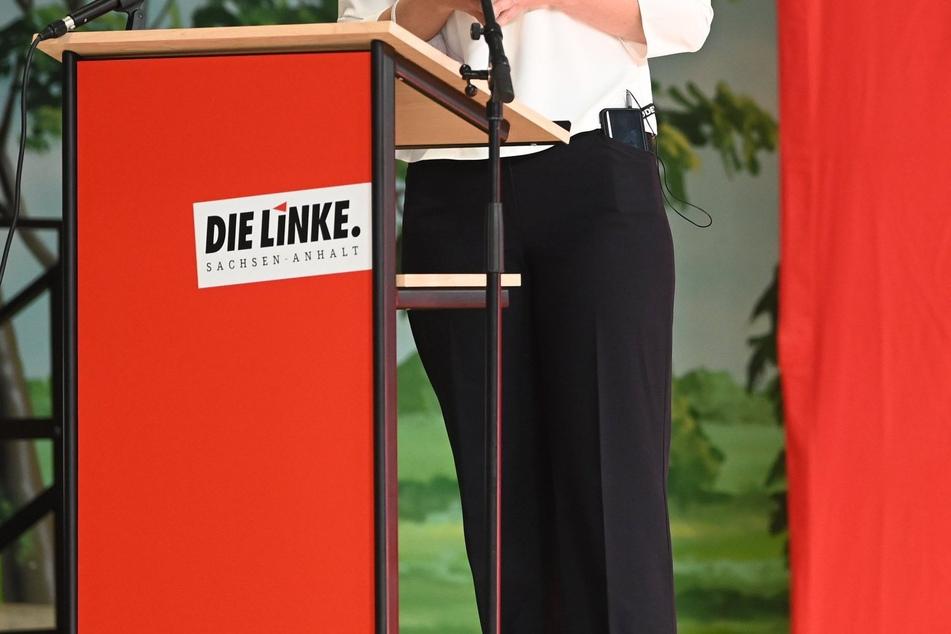 Linken-Parteitag trotz Corona-Lockdown: Wie passt das zusammen?