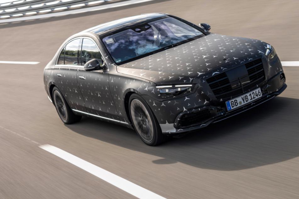 Daimler setzt mit neuer S-Klasse zu Befreiungsschlag an