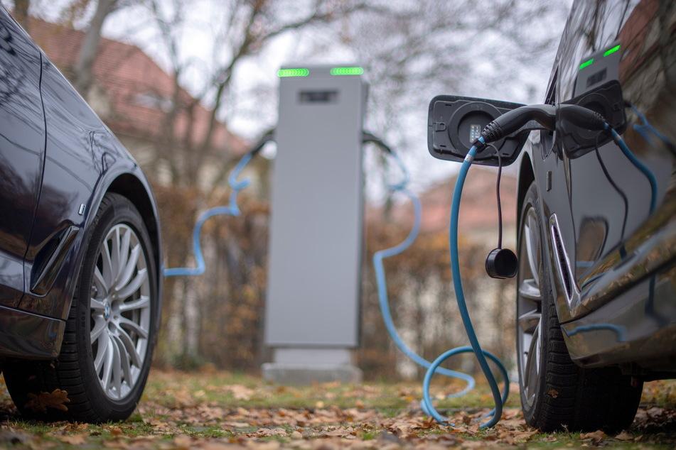 Immer mehr Ladepunkte für E-Autos in Zwickau