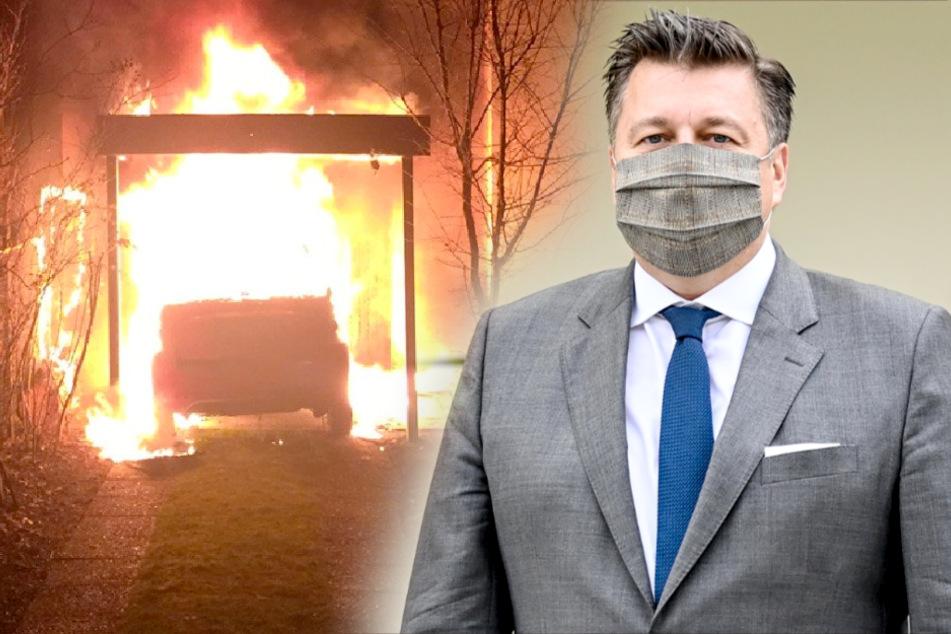 Rechtsextreme Anschlagsserie in Neukölln: Polizei ermittelt wegen Betrugs mit Corona-Geld