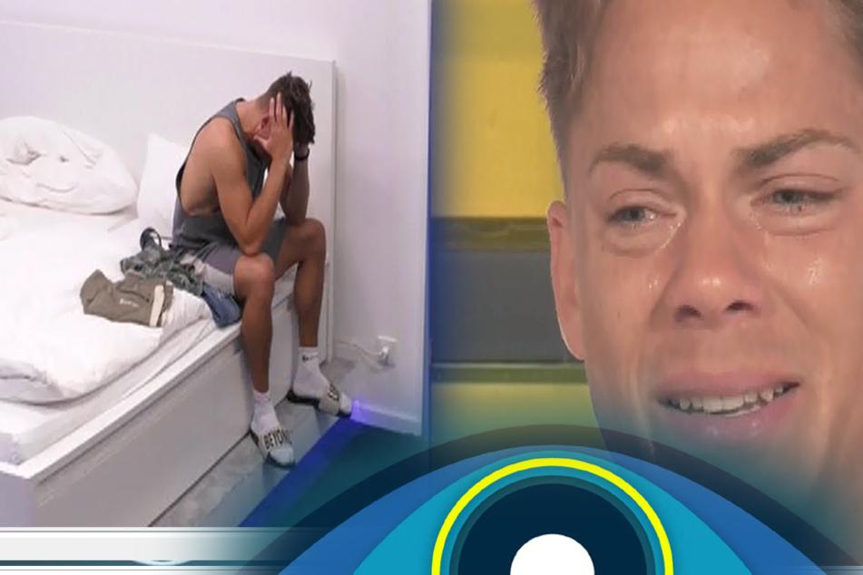 Heulkrampf bei Big Brother: Cedrics Nerven liegen blank!