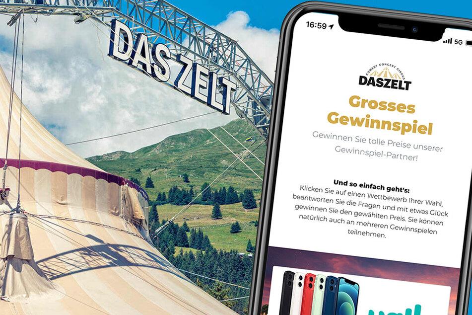 Bis Samstag (24.4.) steigt in der Schweiz dieses riesige Gewinnspiel