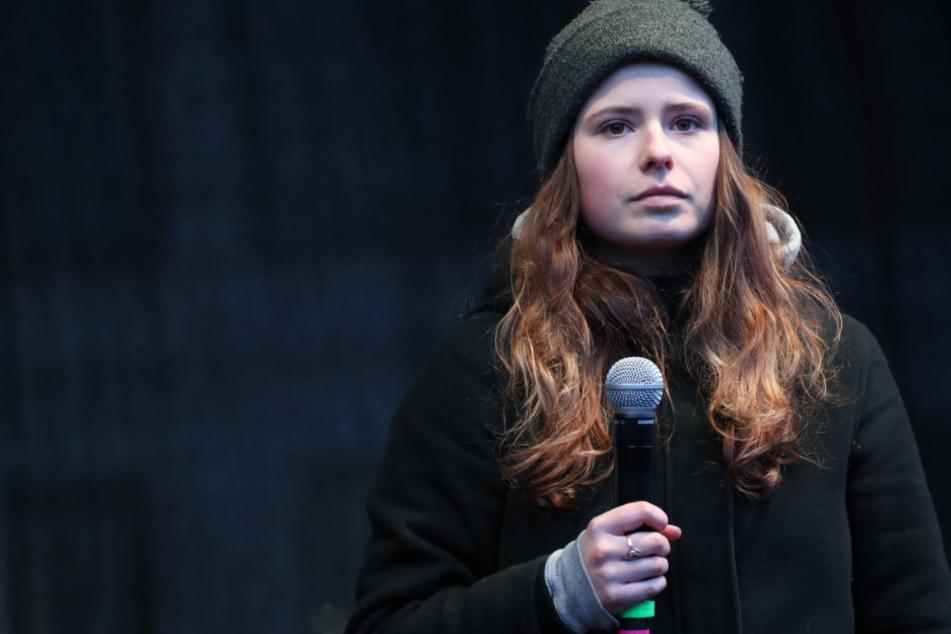 Aktivistin Luisa Neubauer mahnt: Klimakrise darf auch in Corona-Zeiten nicht vergessen werden