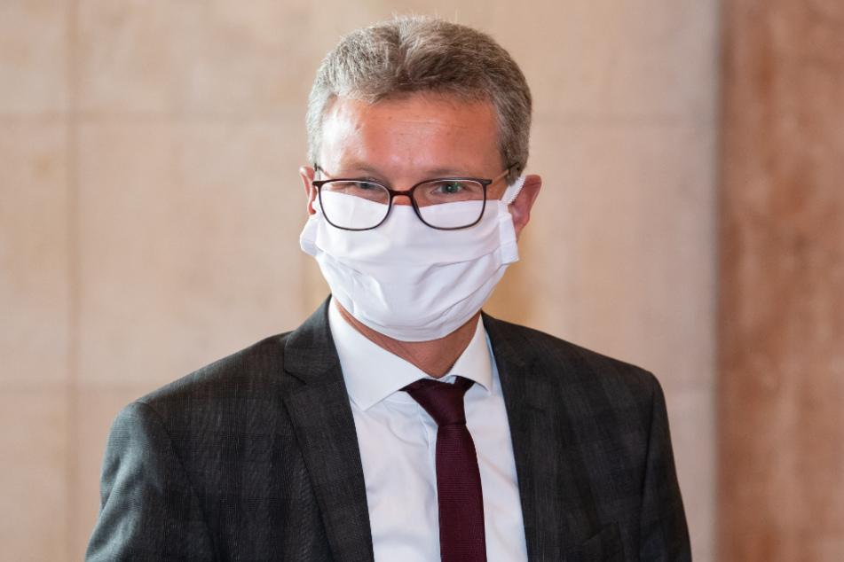 Bernd Sibler (CSU), Wissenschaftsminister von Bayern.