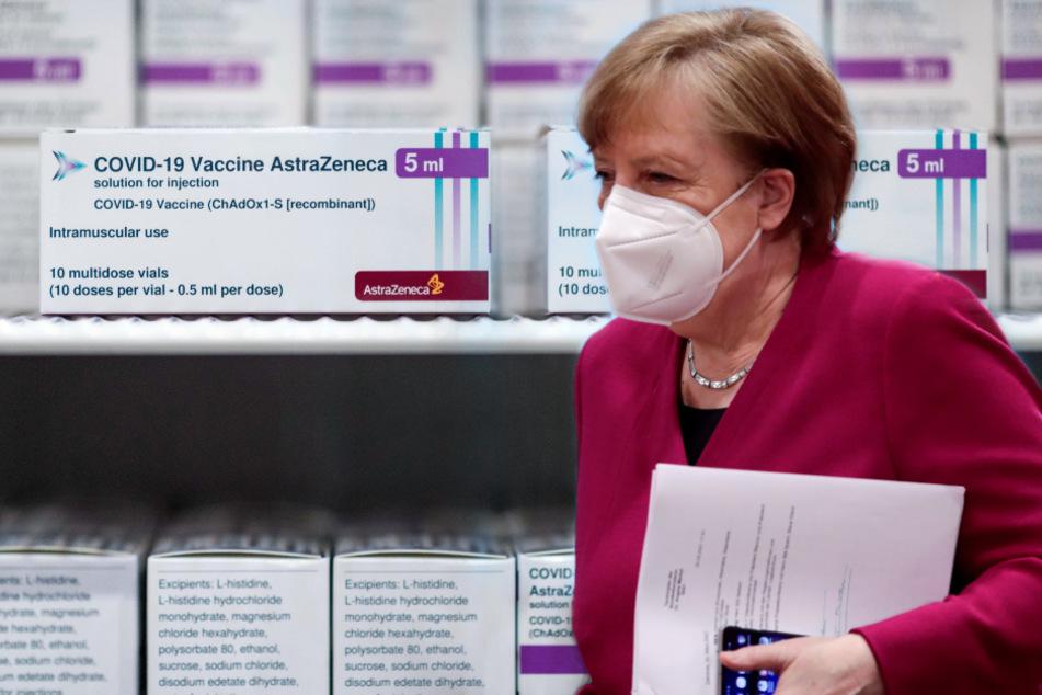 Epidemiologen warnen Angela Merkel vor AstraZeneca-Altersempfehlung