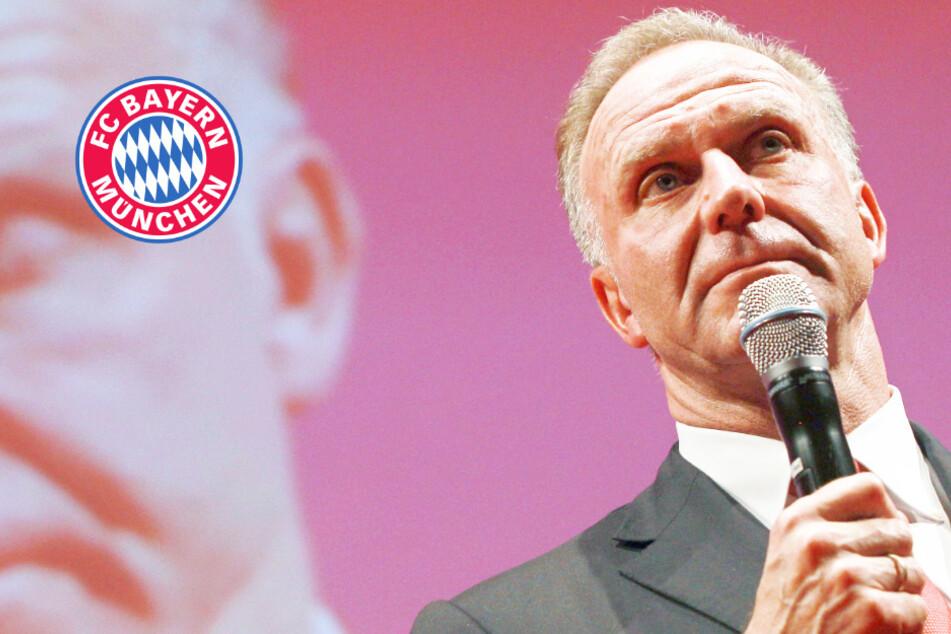 """Bayern-Boss Karl-Heinz Rummenigge erklärt: In diesem Punkt ist Fußball """"vergleichbar mit Hollywood"""""""