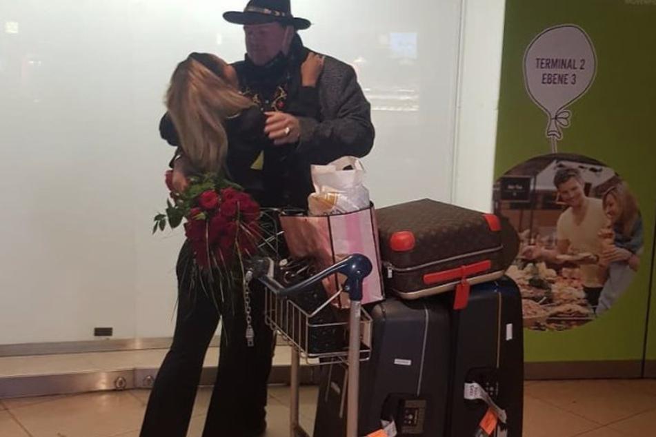 Patricia Blanco (50) und ihr Andreas sind wieder vereint.