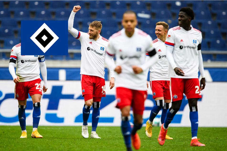 HSV geht für Spiele gegen Sandhausen und Regensburg auf Wettkampfreise