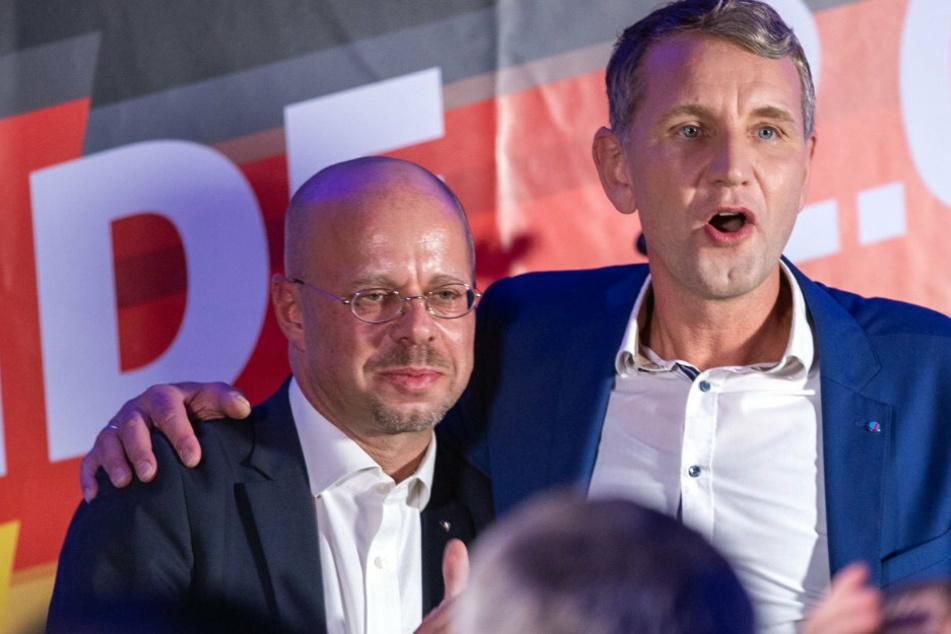 Brandenburger Verfassungsschutz: AfD könnte Beobachtungsfall werden