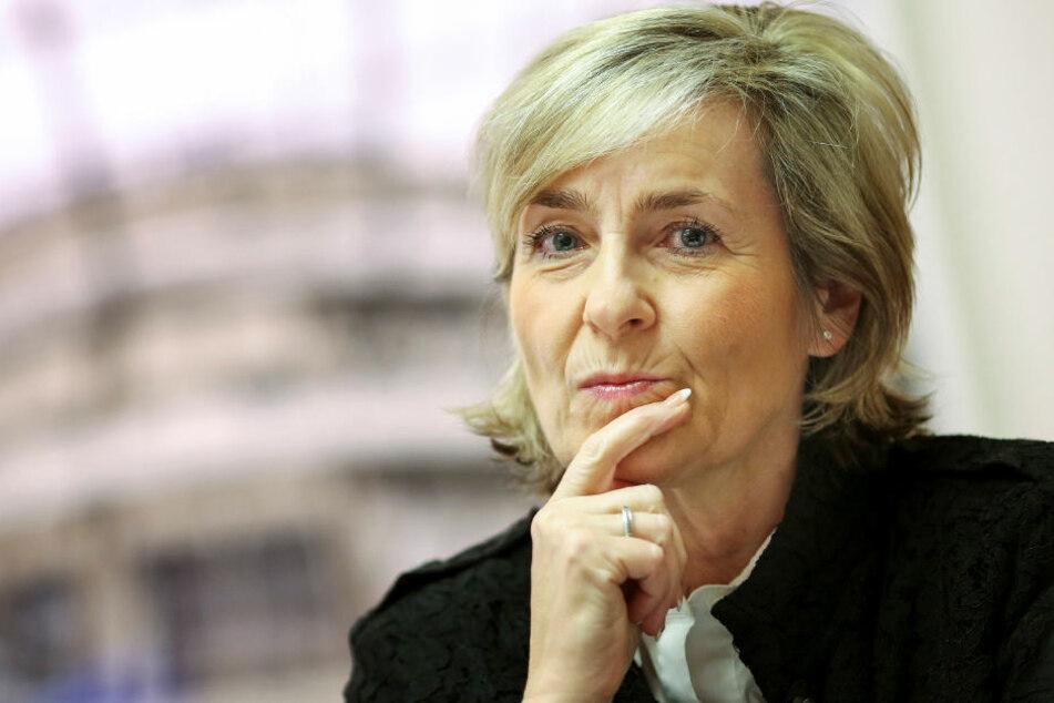 MDR-Intendantin Karola Wille (61) ist stolz auf die tschechisch-deutsche Zusammenarbeit.