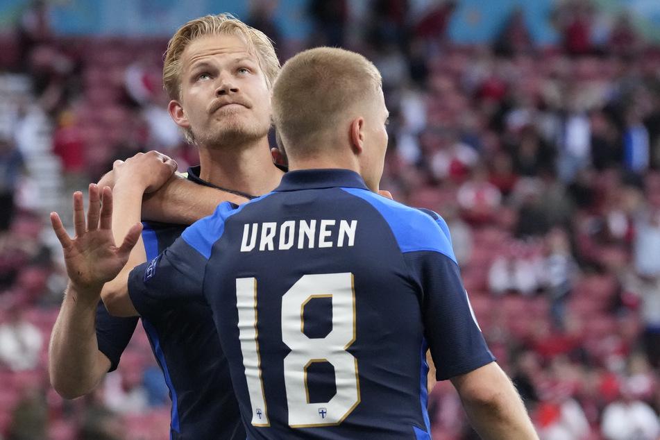 Pohjanpalo, Leverkusen-Leihgabe des 1. FC Union Berlin, traf zum entscheidenden 1:0.