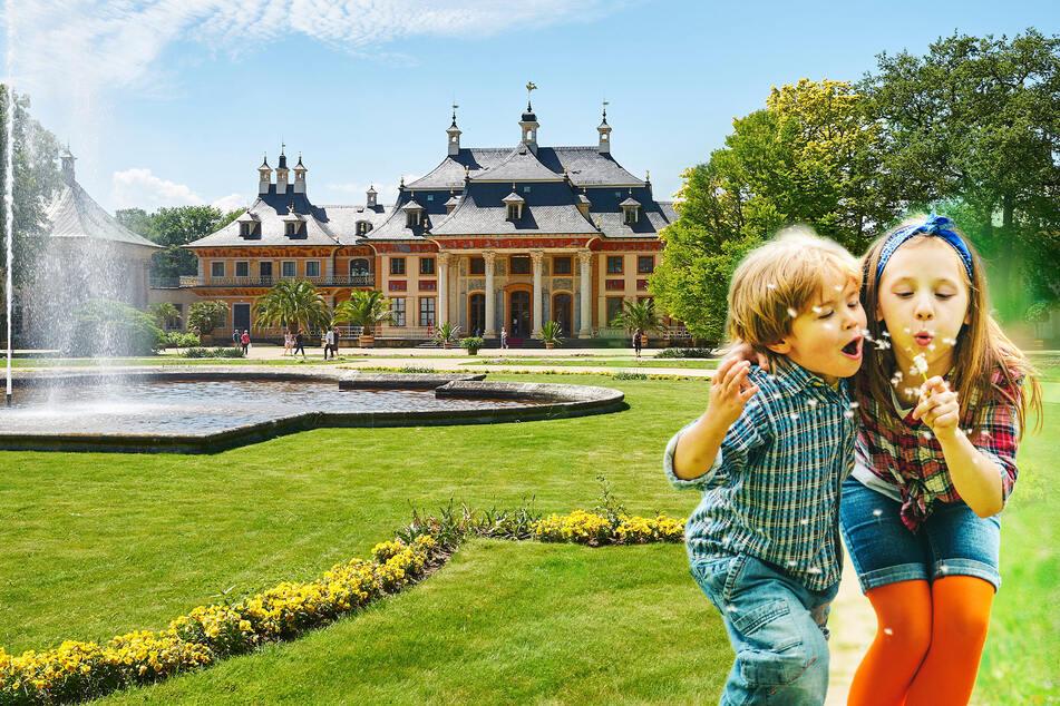 Zu Ostern will Sachsen seine schönsten Parks wieder öffnen