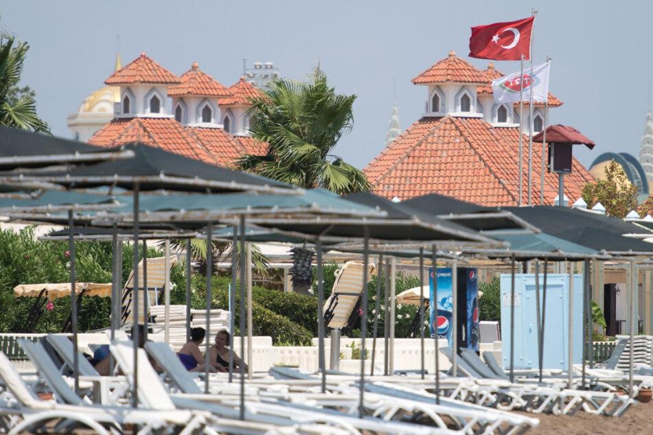 Die türkischen Urlaubsgebiete sind wegen der Corona-Pandemie leergefegt.