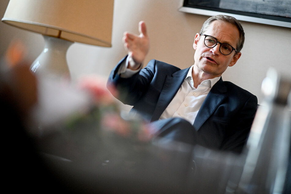 Michael Müller (SPD), Berlins Regierender Bürgermeister.