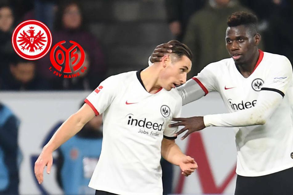 Da Costa und Kohr: Dank Eintracht-Power läuft's wieder beim FSV Mainz 05