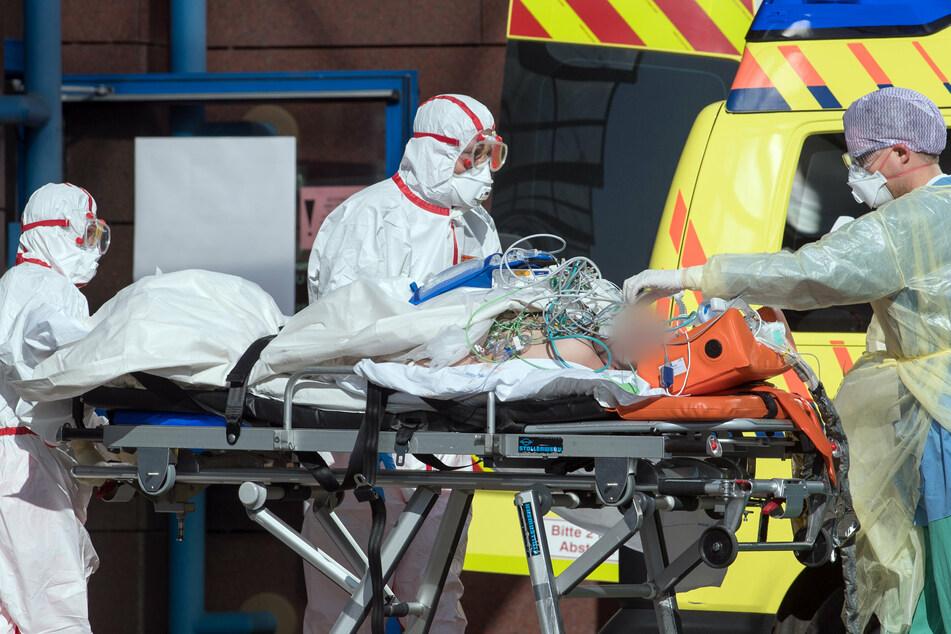 Ein weiterer Patient aus Italien ist aktuell in kritischem Zustand.