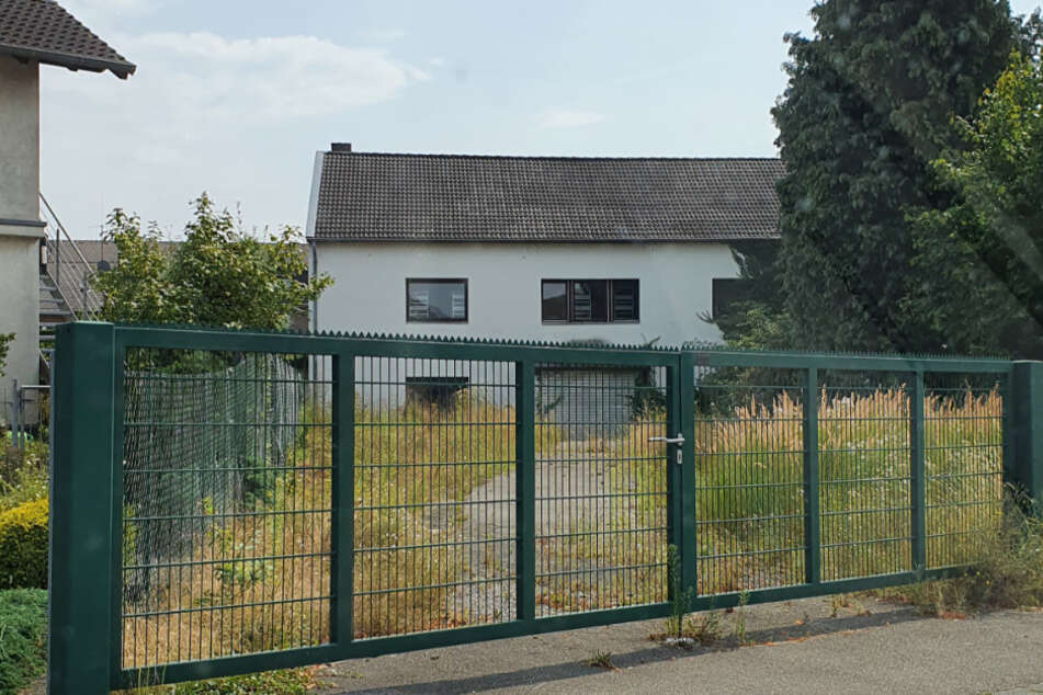 In diesem Haus in Würselen wohnte das Mordopfer.