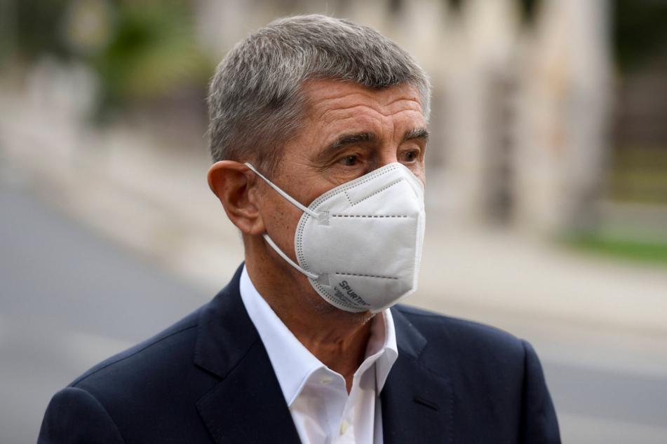Tschechiens Ministerpräsident Andrej Babis (66) ist auf die Hilfe des Auslands angewiesen.