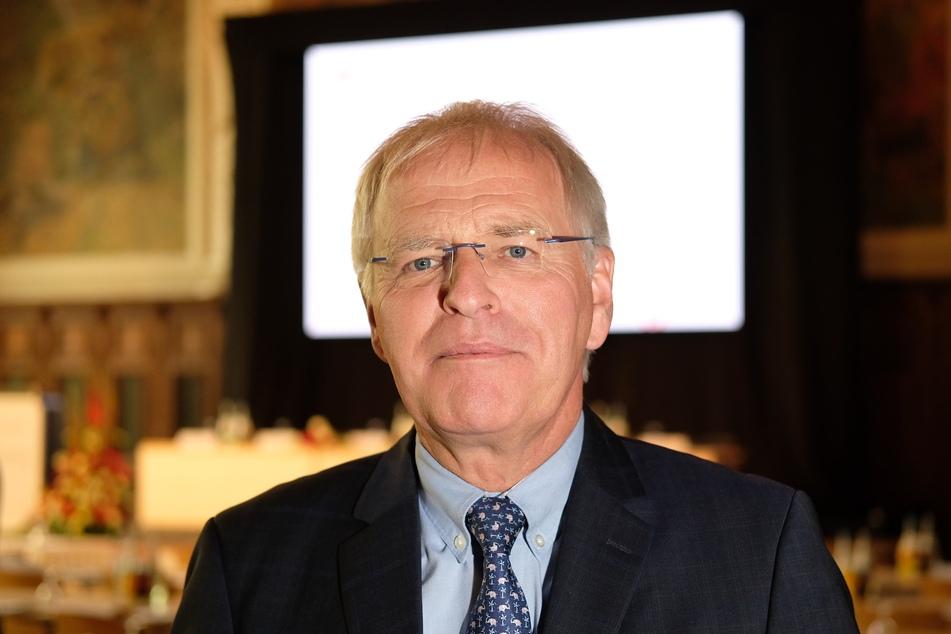 Reinhard Sager, Präsident des Deutschen Landkreistages (CDU). (Archivbild)