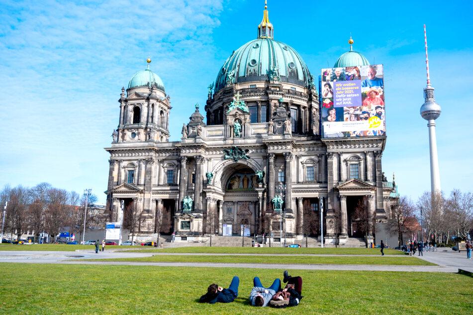 Hier genießen die Berliner das Frühlingswetter am Wochenende!