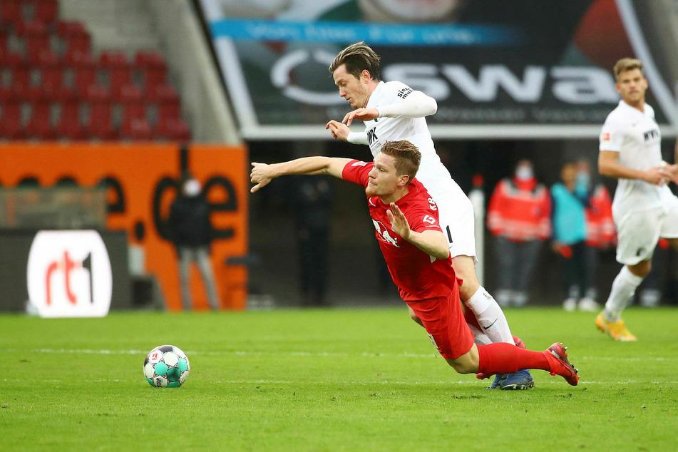 Am 4. Spieltag der aktuellen Saison gelang den Roten Bullen im Topspiel ein 2:0-Auswärtssieg.
