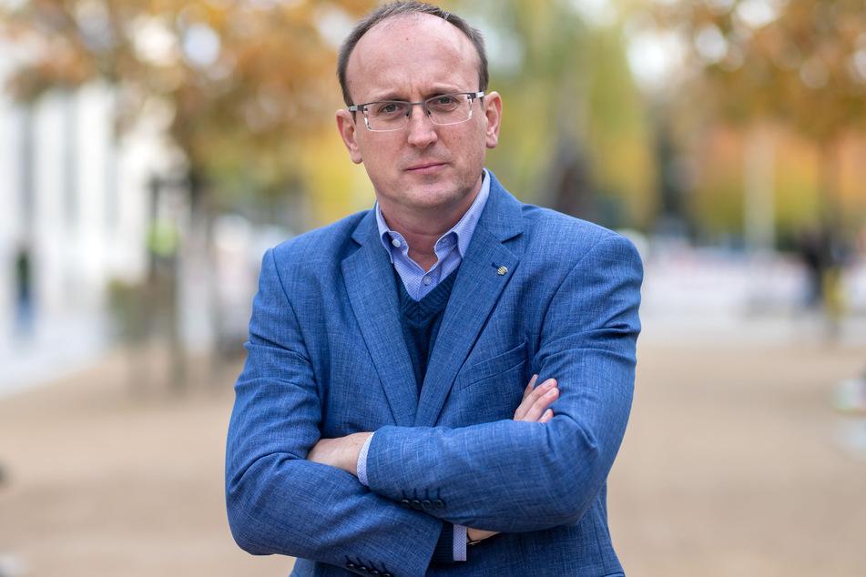 Für Jörg Vieweg (49, SPD) ist vor allem Aufmerksamkeit, Abstandseinhaltung und Konzentration wichtig.