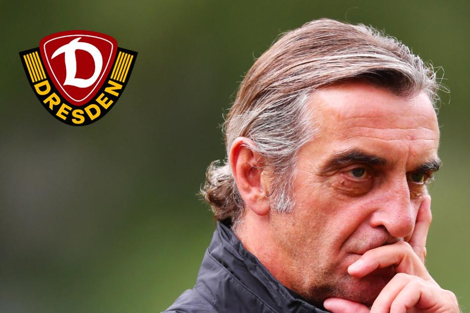 """Dynamo startet gegen Hannover! Minge: """"Kürzeste Vorbereitungszeit der Geschichte""""!"""