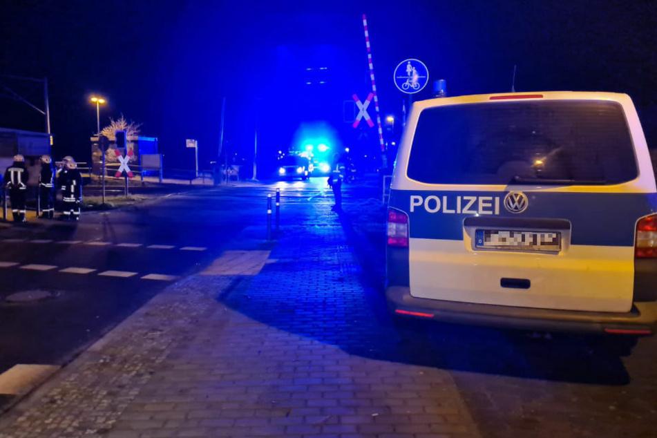 Brandenburg: Jugendlicher von Zug erfasst und getötet