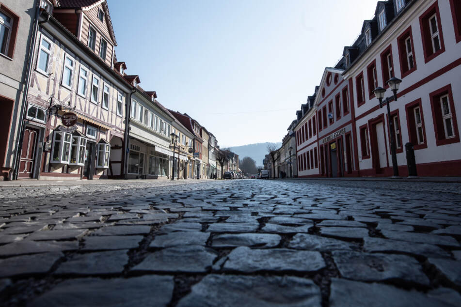 Landkreis in Thüringen erlässt ganztägige Ausgangssperre
