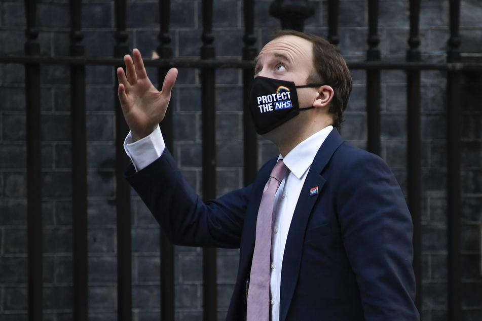 Matt Hancock, Gesundheitsminister von Großbritannien, sieht die aktuelle Corona-Lage in Großbritannien sehr ernst.