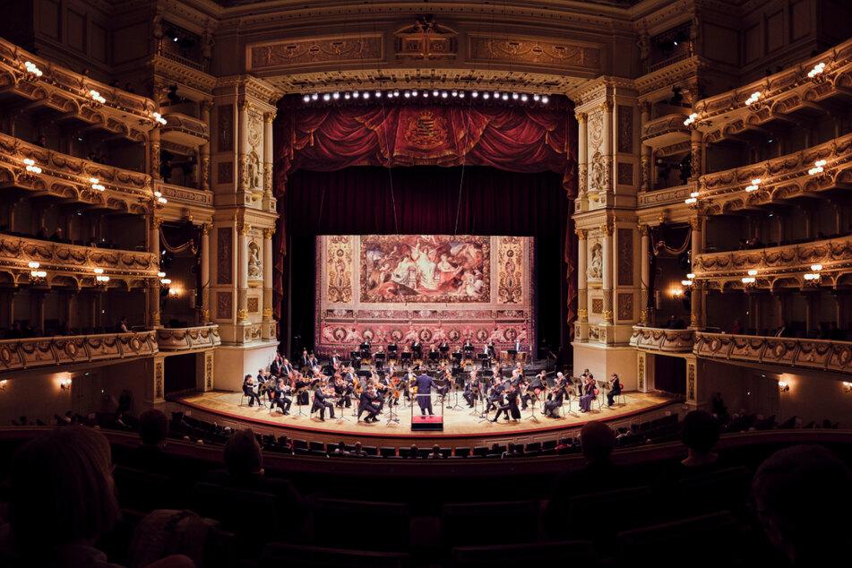 Beethoven-Konzert mit Christian Thielemann (62) und der Staatskapelle im Juli 2020.