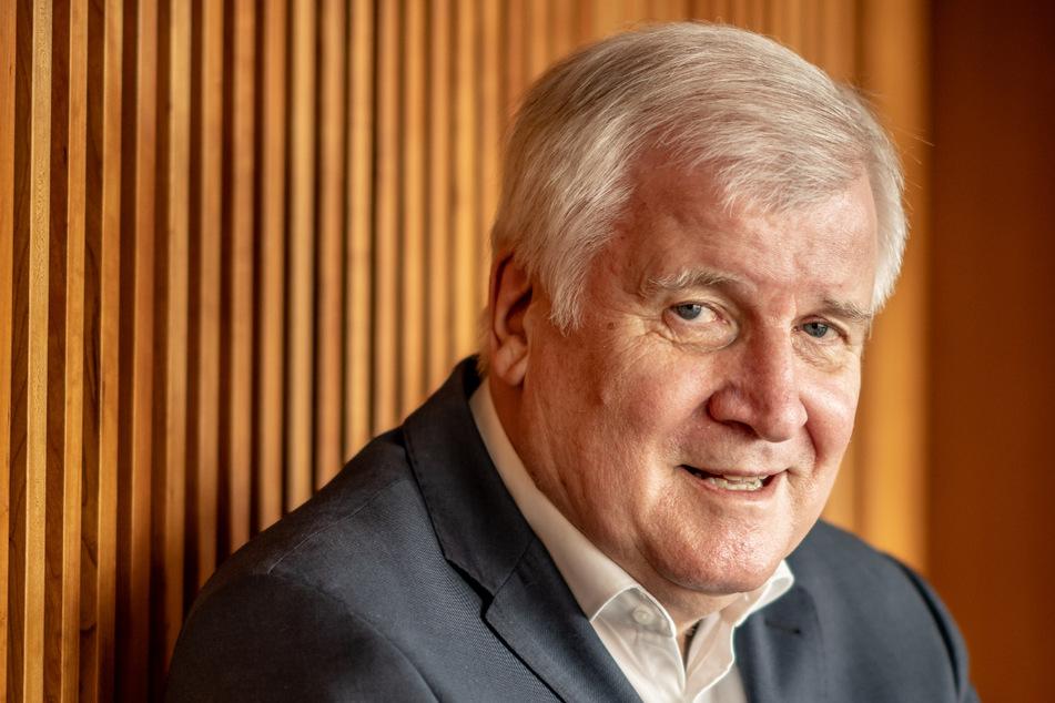 Horst Seehofer positiv auf das Coronavirus getestet