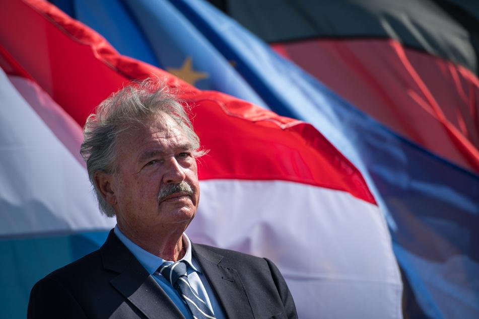 Der luxemburger Außenminister Jean Asselborn.