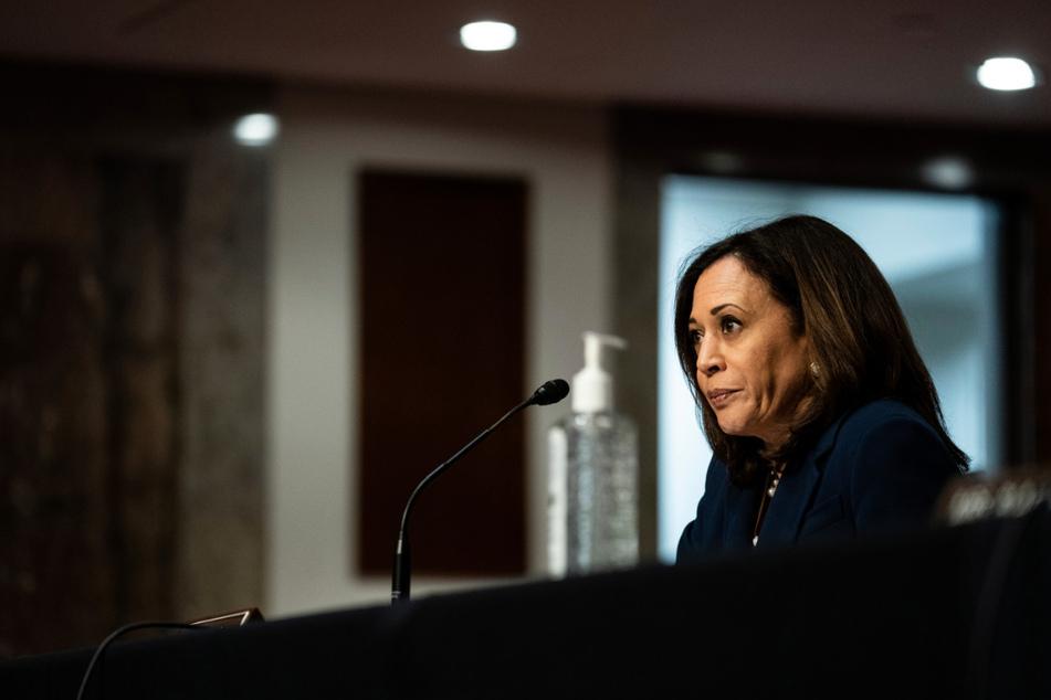 Kamala Harris, Senatorin für den US-Bundestaat Kalifornien.