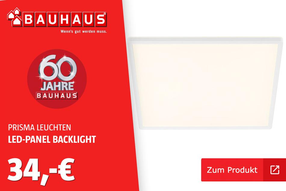 LED Paneel 42x42 für 34 Euro
