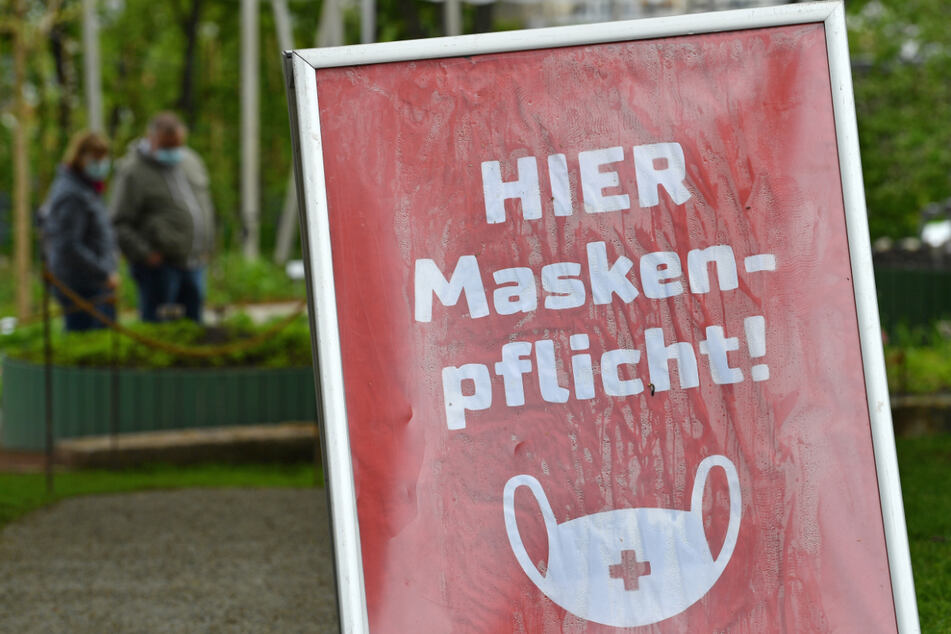Thüringen wieder Tabellenführer bei Corona-Fällen: Eine Region schon mit einer Inzidenz über 200!