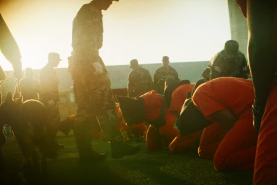 Auch die Folterszenen in Guantanamo werden gezeigt.