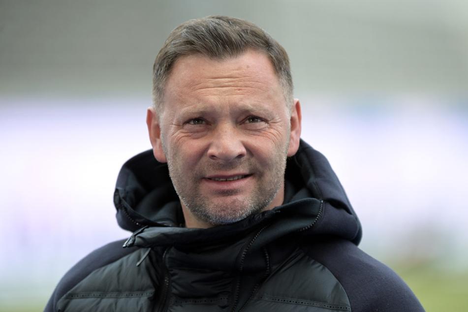 Hertha-Trainer Pal Dardai setzt im Abstiegskampf auf den Teamgeist. Das Derby gegen den 1. FC Union ist für den Ungarn eine Premiere.