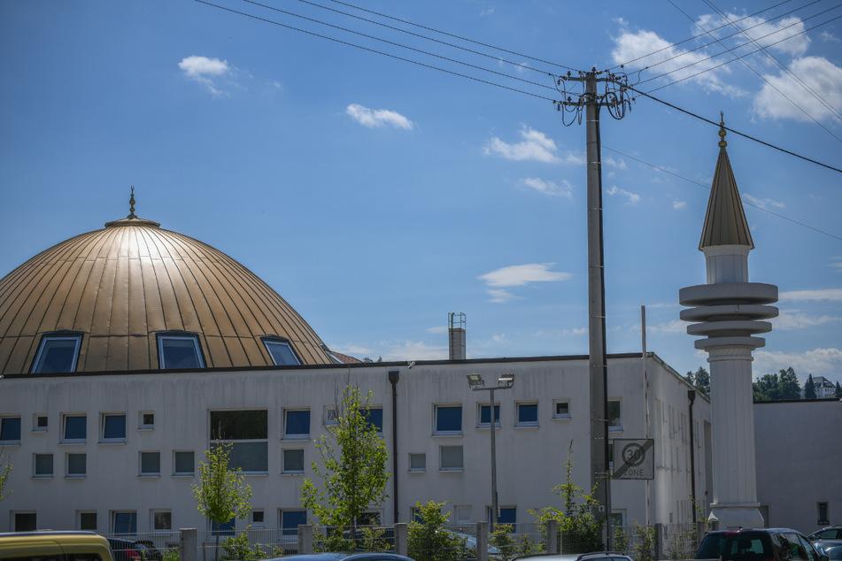 Die DITIB-Moschee in Schwäbisch Gmünd.