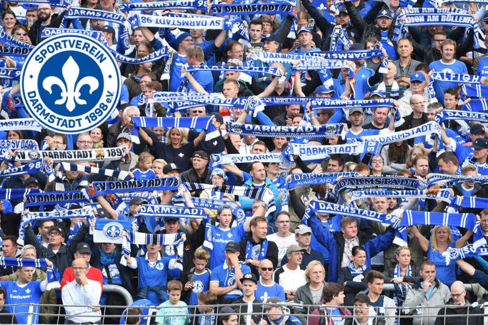 Zweite Fußball-Bundesliga: SV Darmstadt 98 trifft zum Auftakt auf Sandhausen