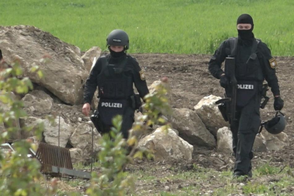 Polizei umstellt stundenlang Asylunterkunft: War das Opfer selbst auch Täter?