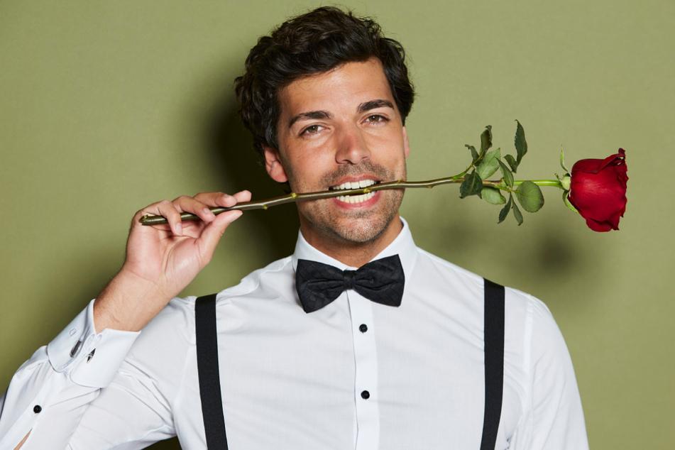 Der Hamburger Leon Knudsen (33) bekam die erste Rose von Bachelorette Maxime.