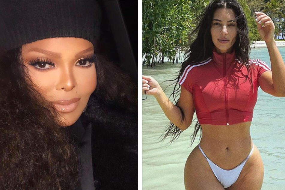 """Happy birthday, Queen!"" Kim Kardashian drops serious cash to honor Janet Jackson"