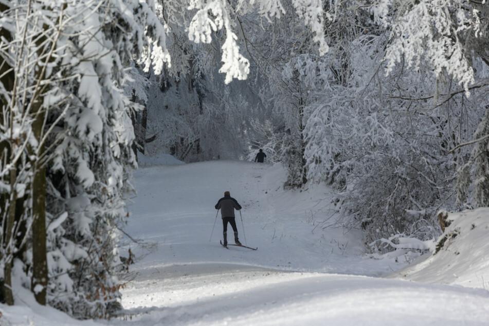 Winterparadies: Schnee in ganz Bayern erwartet