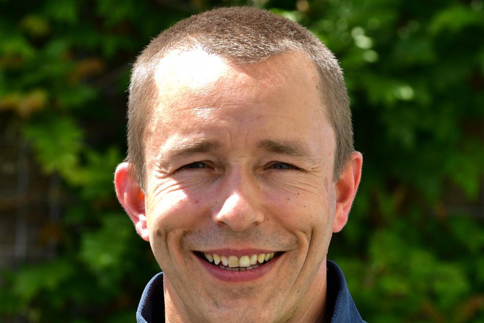 Geschäftsführer Jörg Dreßler.